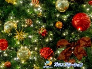 ガラスステーション クリスマスバージョン